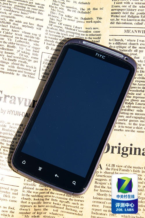 HTC灵感Z710e评测