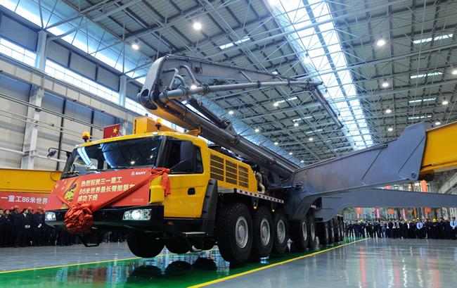 三一重工H股路演 集资额高达259.69亿港元