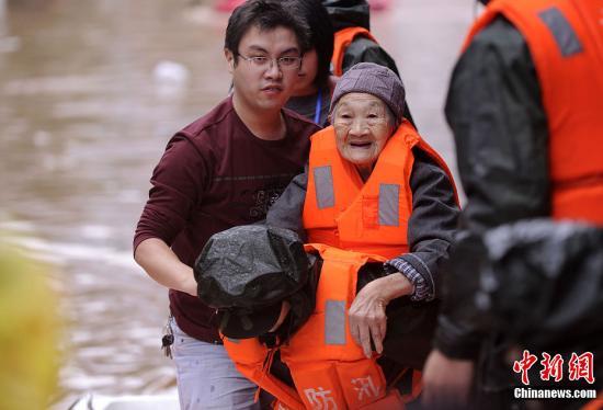 近期洪涝等灾害造成8省份70人死亡32人失踪