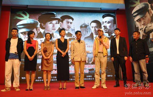 该剧主演舒耀瑄,邵兵,张恒,王毅,吕行等悉数出席,与各路媒体融洽互动图片