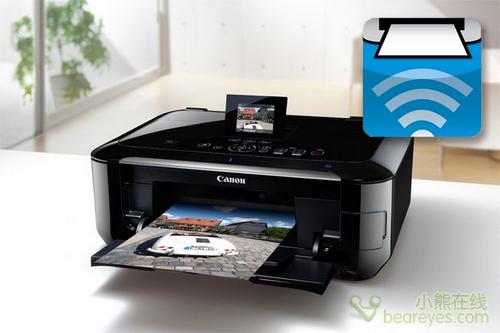 请求佳能打印机的使用方法图片