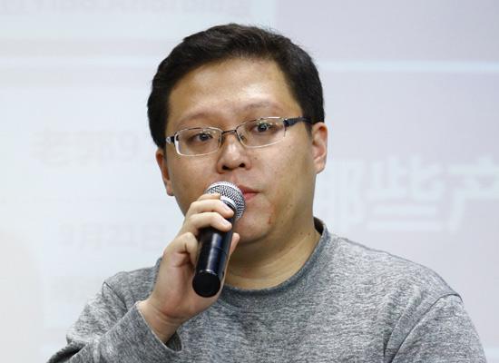 买卖宝副总裁刘洪飞