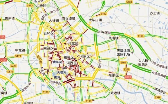 珠海到北京地图