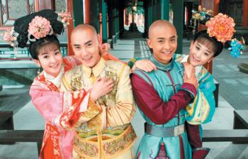 五阿哥回宫与别人圆房 琼瑶新戏遭年轻观众痛批(图)