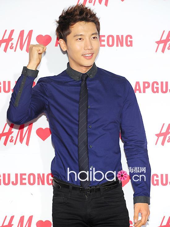 H&M 韩国首尔狎鸥亭新店开业VIP派对热闹非