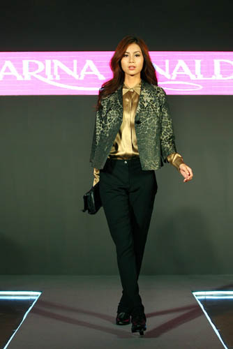 MARINA RINALDI 2011秋冬系列