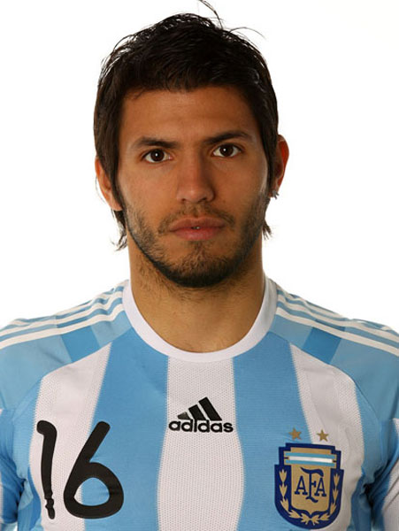 幻灯:阿根廷24人名单一览 梅西阿奎罗携手领衔