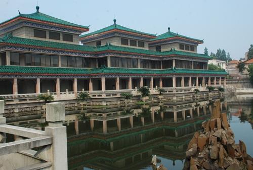 荆州博物馆外观