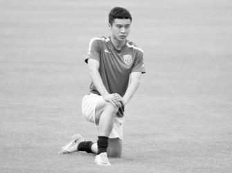 申花球员冯仁亮不被重用,与实力无关 本版图片CFP