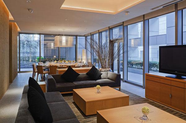 私密商务宴请 北京柏悦酒店主席台中餐厅