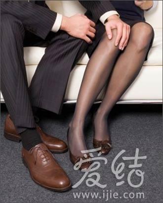 皮鞋袜子搭配