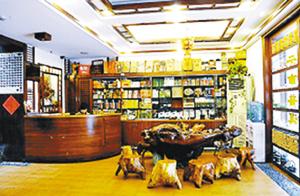 天恒茶艺馆是深圳最早销售黑茶的茶店。