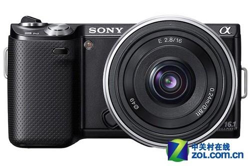 索尼NEX-5N数码微单相机