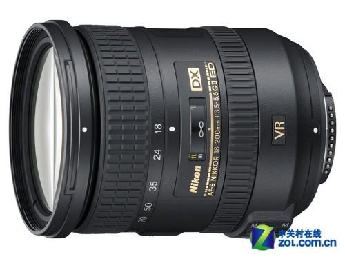 尼康镜头 AF-S DX 18-200 f/3.5-5.6 ED VR II