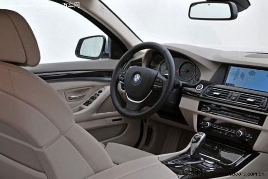 2012款宝马528i公布价格 4.67万美元起售