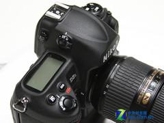 图为:尼康数码单反相机D3S