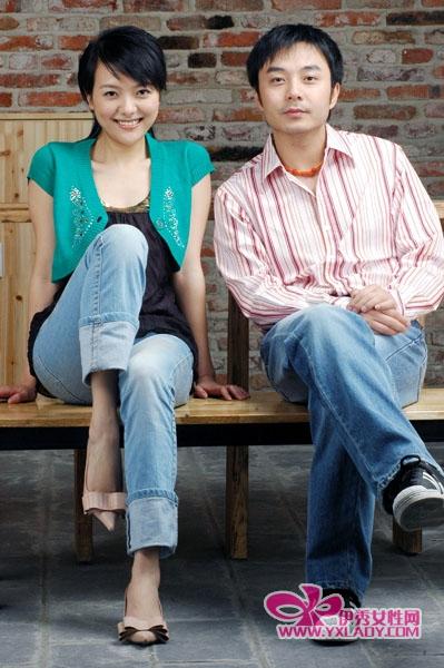 汪涵第一任老婆_揭汪涵与两任妻子的感情生活(图)