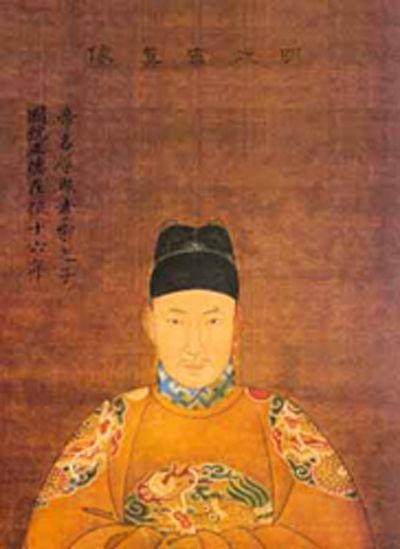 当时的朝鲜使臣回国报告说,皇帝所为之事,非如陈后主,隋炀帝,而如小儿