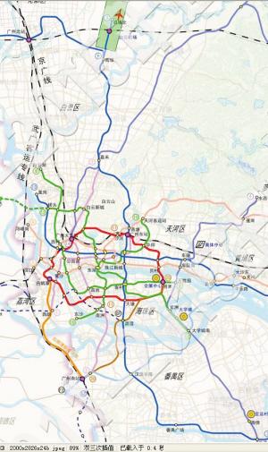 """数说未来 地铁最""""红"""""""