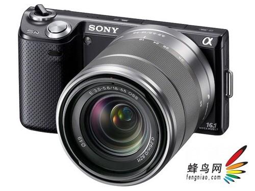 索尼微单相机新品NEX-5N
