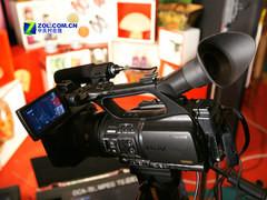 图为:索尼摄录一体机HVR-Z5C