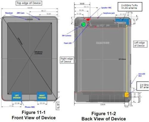 三星Galaxy Tab 7.7平板电脑