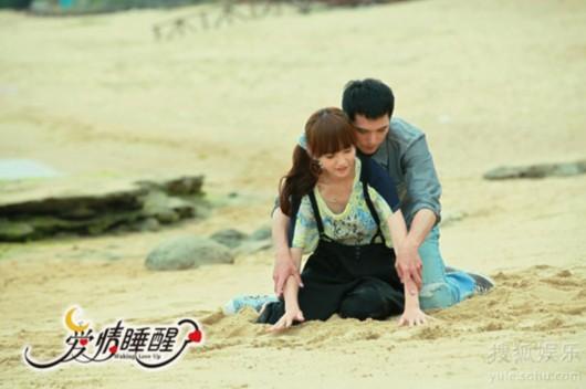 《爱情睡醒了》热播 上演最多浪漫桥段偶像剧