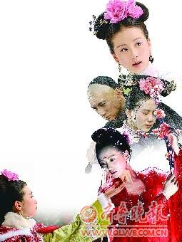 """刘诗诗谈""""步步惊心"""":我不是大熊猫,不可能人人爱"""
