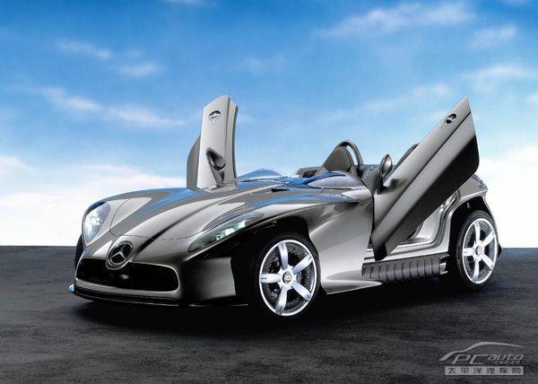 跑车+ 多款超级跑车 惊世之美试驾奔驰超级跑车slr(图)--汽车频高清图片