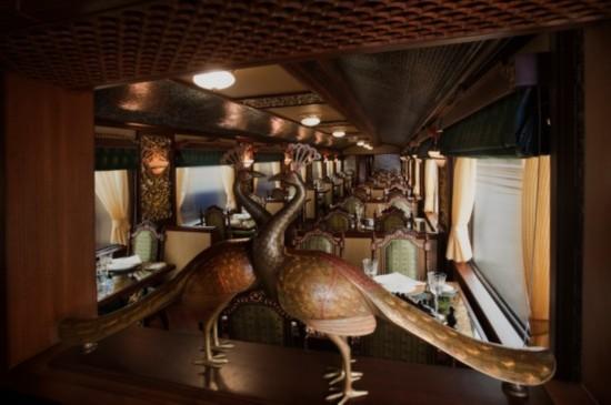 中国最豪华的_山里寒舍 餐厅