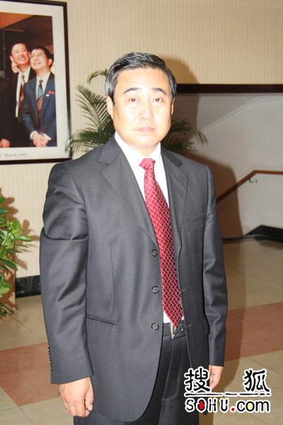 上合组织大学中方内部协调机制秘书处秘书长隋然