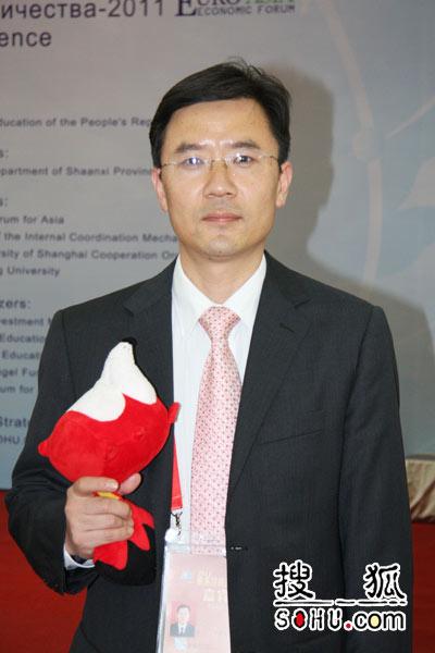 西安高新国际学校的校长王志宏