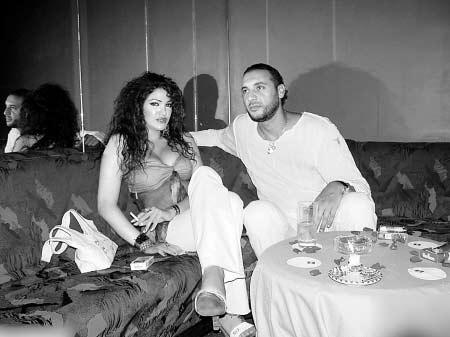 汉尼拔和他的妻子.图片