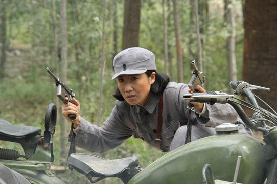 鲁大姑使双枪