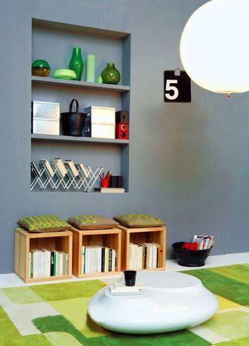 方案5:善用小型家具