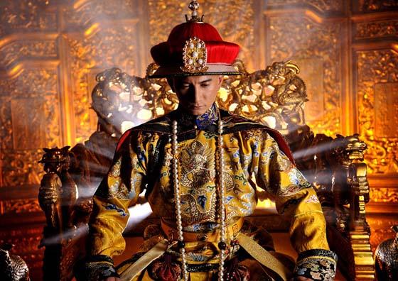 《步步惊心》收视第一显王者霸气