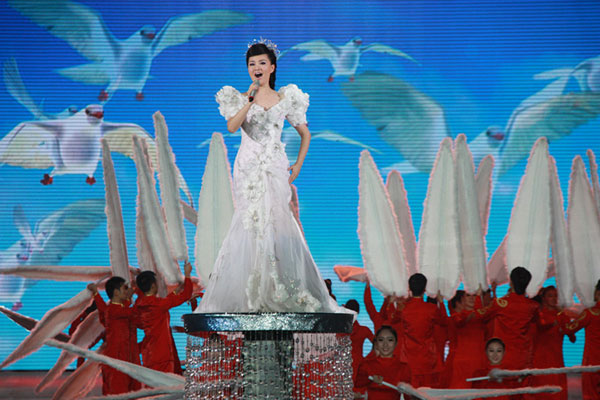 2011央视国庆晚会串词
