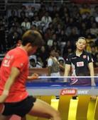 图文:乒乓球亚洲杯郭焱获冠军 姜华珺遗憾