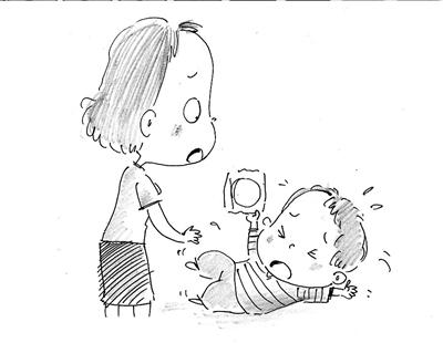 幼儿简笔画月饼