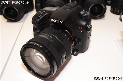 索尼(SONY) a77(16-50mm单头套机)