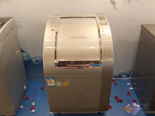 DD变频直驱电机 三洋蒸气滚筒洗衣机赏析