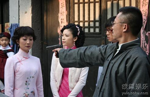 《旗袍旗袍》蒋林静剧照图片
