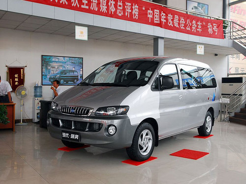 实惠MPV车型 江淮瑞风广州优惠1.6万元高清图片