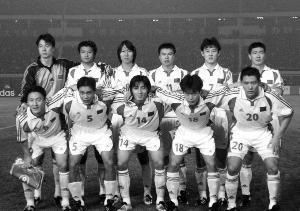 这10年,中国足球不进反退(组图)