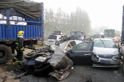 淮北到萧县的汽车-河北大客车在津发生重特大事故 35人遇难高清图片