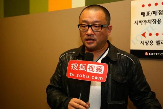搜狐视频专访王小帅:我也想商业 不要说我是妥协(点击查看高清组图)