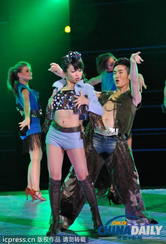 《舞林大会》张一山夺冠
