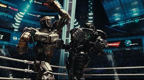 机器人搏击拳拳到铁