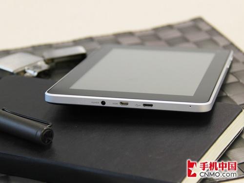 华为MediaPad平板电脑接口-七英寸3G王者 华为MediaPad平板评测