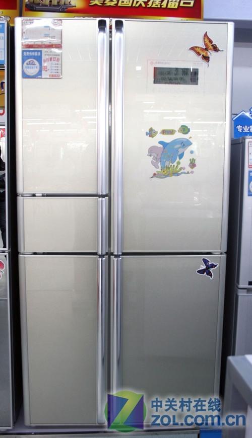 美菱BCD-518HE9B冰箱